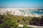 View of Palma from Bellver Castle